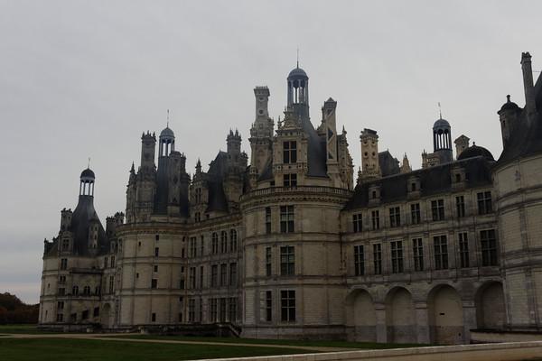 Chateaux de la Loire 2015