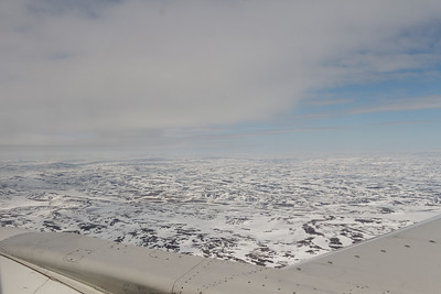 Over Nunavut