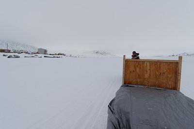 Leaving Qikiqtarjuaq