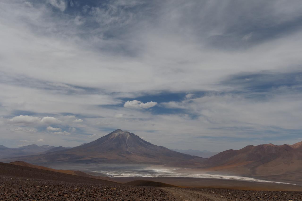 From 4400 m on olcano San Pedro y San Pablo