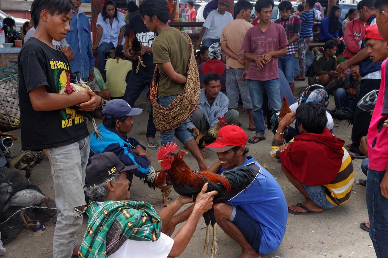 Rantepao market