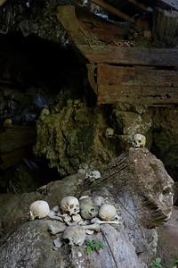 Toraja tombs