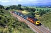 37408 nears Birkett Tunnel on 1E23 13:33 Carlisle - Leeds, 01/09/04
