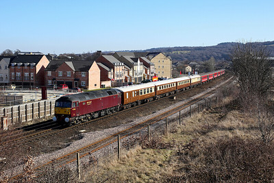 Rails across the Pennines