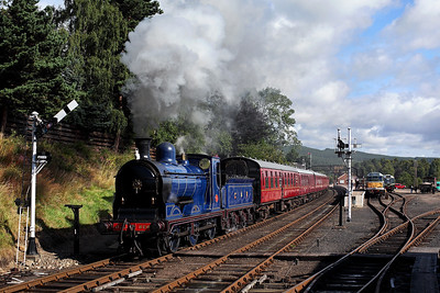 The Strathspey Railway