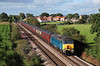 57316 passes Haxby on 1T39 17:00 Scarborough - York 'Seaside Express' 26/08/14