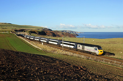 ECML – The Berwickshire Coast