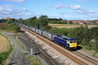 Rails around Selby