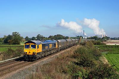 Ferrybridge, Eggborough, Drax PS & the Askern line