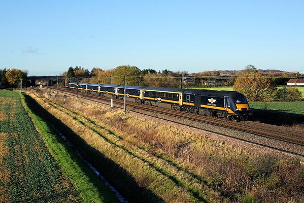 43480 passes Burn on 1A65 12:28 Sunderland - LKX, 16/11/17