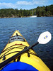 Sea Kayaking - 9/9/03 : Somewhere around Orcas Island.