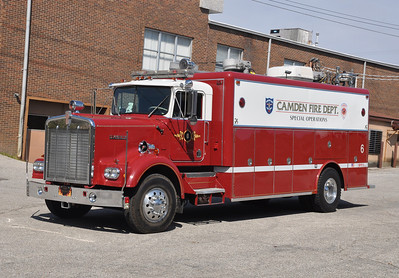 Updated 4/16: Benton Co. Fire Apparatus
