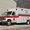 Eva, TN Rescue Squad<br /> Out of Service<br /> X-East Brentwood, NY