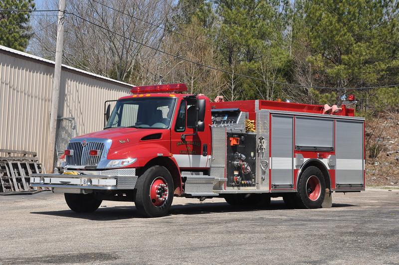 Decatur County , TN FD Eng. 1