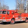 Somerville, TN FD Eng. 1-4 (Fayette County, TN District 1)<br /> Ex-Memphis, TN E9/E3/E50 F57<br /> 1970 Pirsch 1000/500
