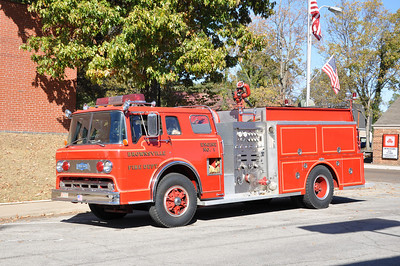 Haywood Co. Fire Apparatus