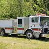 Hickman County Rescue Squad, TN<br /> Engine 1 (Out of Service) <br />  Mack (MC)/E-One 1250/500<br /> X-Nashville, TN <br /> 4/2016