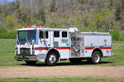 New Gallery 11/16: Hickman County Fire Apparatus
