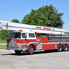 Centerville, TN <br /> 1984 Mack (CF)/Ward 79 LTD 85'<br /> X-Nashville, TN Snorkel 16, 21<br /> Snorkel Serial #85094978<br /> Photographed 4/2016