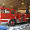 Pope, TN FD Eng. 1<br /> Out of Service<br /> Serial #943774 <br /> 1967 American La France Pioneer