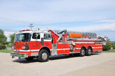 Rutherford Co. Fire Apparatus