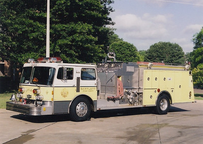 Update 6/17: Shelby County, TN Fire Apparatus