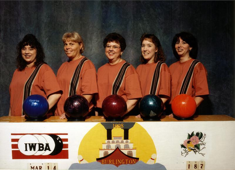 Trisha, Sandy Plemmons and Lori ( 1998 )