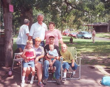 Cassie, Kim, Nathan, Gavin, Brady, Ron and Fran  ( 1999 )