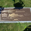 Ron and Frans headstone  ( 2003 )
