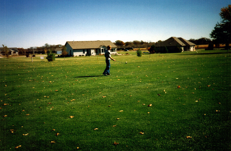 Alex at Wahkonsa  ( 2004 )