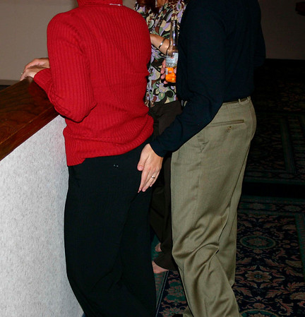Todd and Lori with Patti at the hotel  ( 2004 )