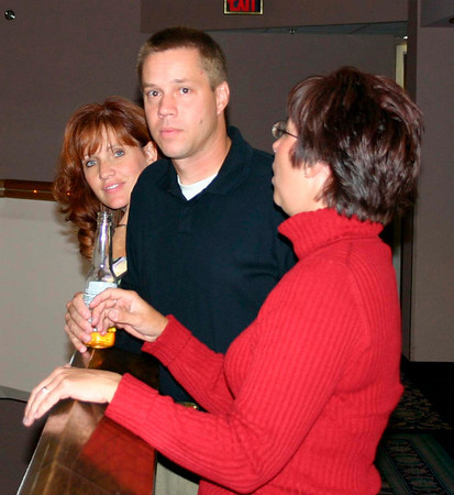 Patti, Todd and Lori at the hotel  ( 2004 )