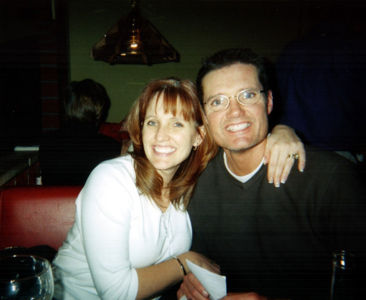 Bruce and Patti Brooke at Azteca's  ( 2004 )