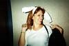 Patti acting goofy  ( 2004 )
