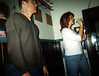 Patti and Bruce Brooke playing darts at the bar  ( 2004 )