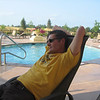 Bruce by the pool  ( 2008 )
