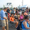 Jenny, Todd, Jody, Patti, Donna and Lori getting ready for the REO concert.  ( 2008 )