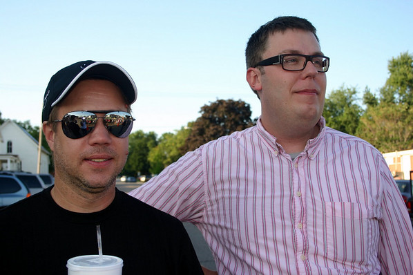 Todd and Stacy at Wilton Founders Day ( 2009 )
