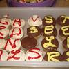 Lori's famous superbowl cupcakes ( 2009 )