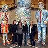 Lori, Patti, Jessica and her friend at 801 in Des Moines ( 2009 )