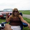 Patti at the Iowa Corn Indy 250 ( 2010 )