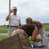 Tom, Lori and Patti and the Iowa Corn Indy Race ( 2010 )