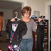 Lori shows the dresses she's taking to Vegas  ( 2010 )
