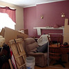 The junk packed dining room ( 2010 )