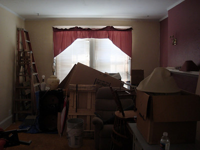 The cluttered Dining Room ( 2010 )