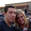 Alex and Ashley at the Peter Frampton concert ( 2011 )
