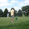 Todd and Bill golfing in Dewitt ( 2011 )