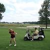 Bill and Lee golf in Dewitt ( 2011 )