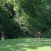 Lori and Lee golfing in Dewitt ( 2011 )