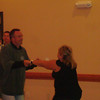 Dan and Lisa dance at their birthday party ( 2011 )